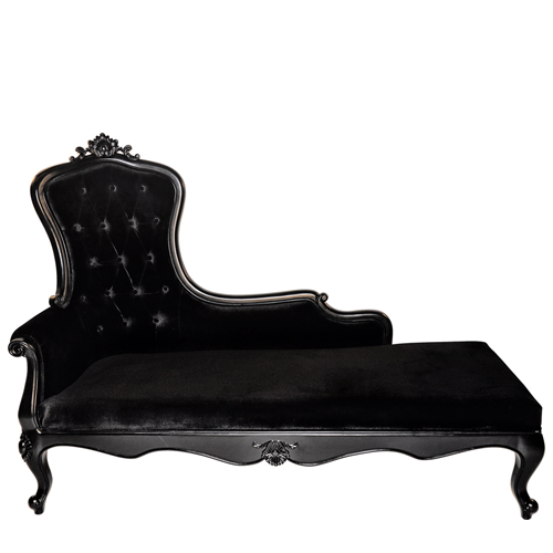 Luca Chaise Black