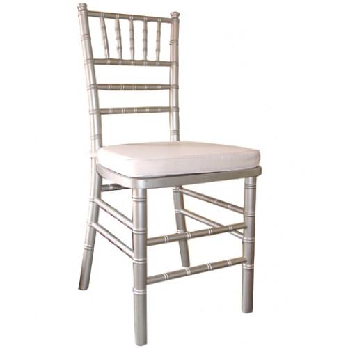 Chiavari Silver Chair