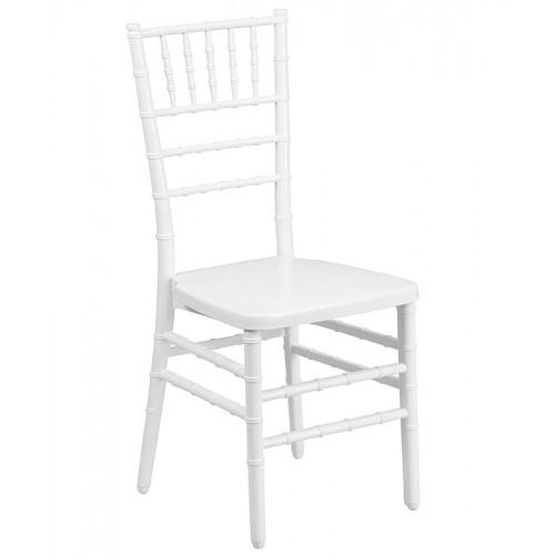 Chiavari White Chair